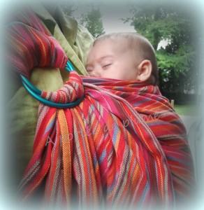 ateliers de portage en Meuse - A portée de plume - sling cours bébé apprendre